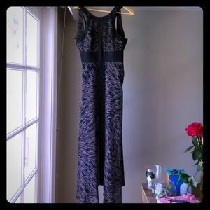 BCBG Generation Maxi dress.